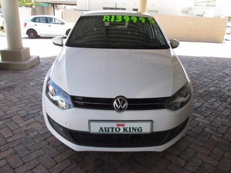 Used Volkswagen Polo 1 6 Comfortline Tip 5dr For Sale In