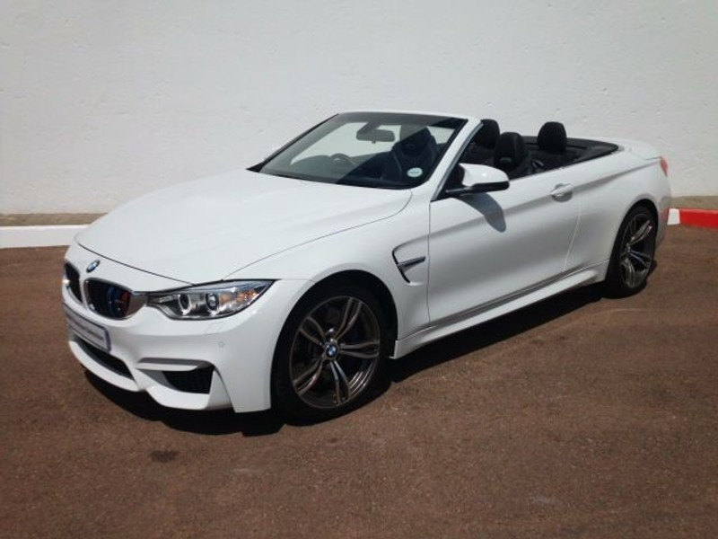 used bmw m4 convertible m dct for sale in gauteng id 1361308. Black Bedroom Furniture Sets. Home Design Ideas