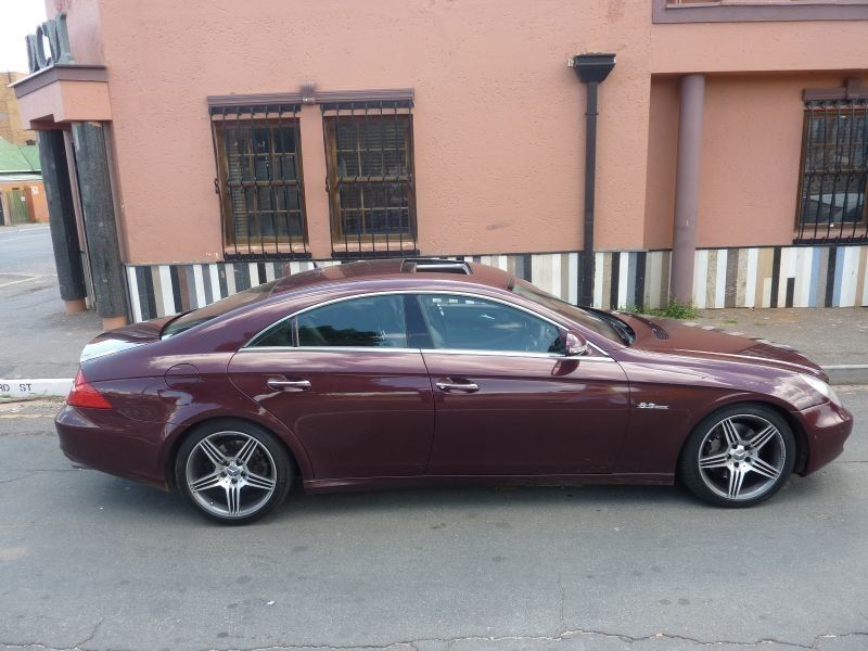 used mercedes benz cls class cls 63 amg for sale in gauteng id 1361860. Black Bedroom Furniture Sets. Home Design Ideas