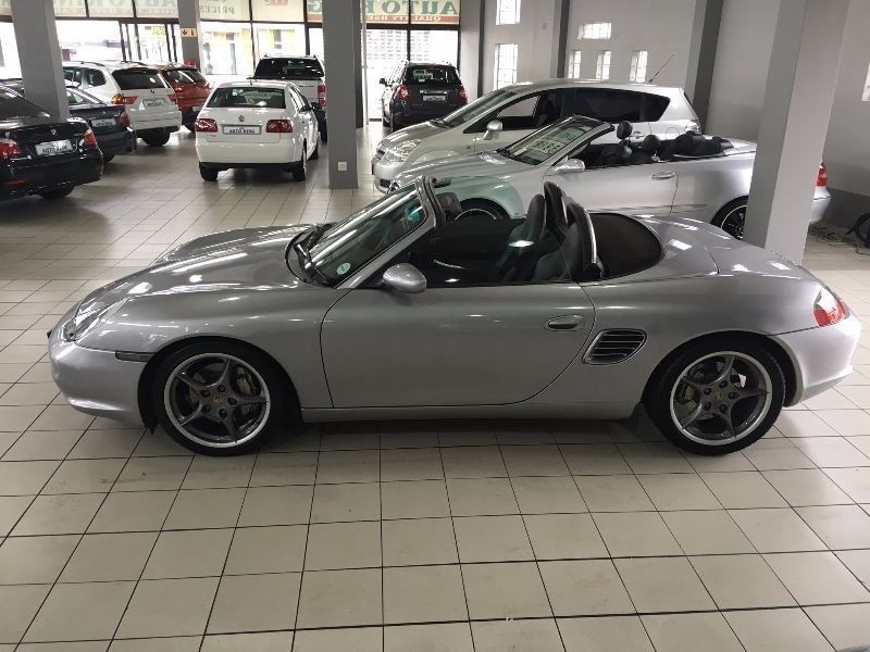 used porsche boxster s 550 spyder 986 for sale in. Black Bedroom Furniture Sets. Home Design Ideas