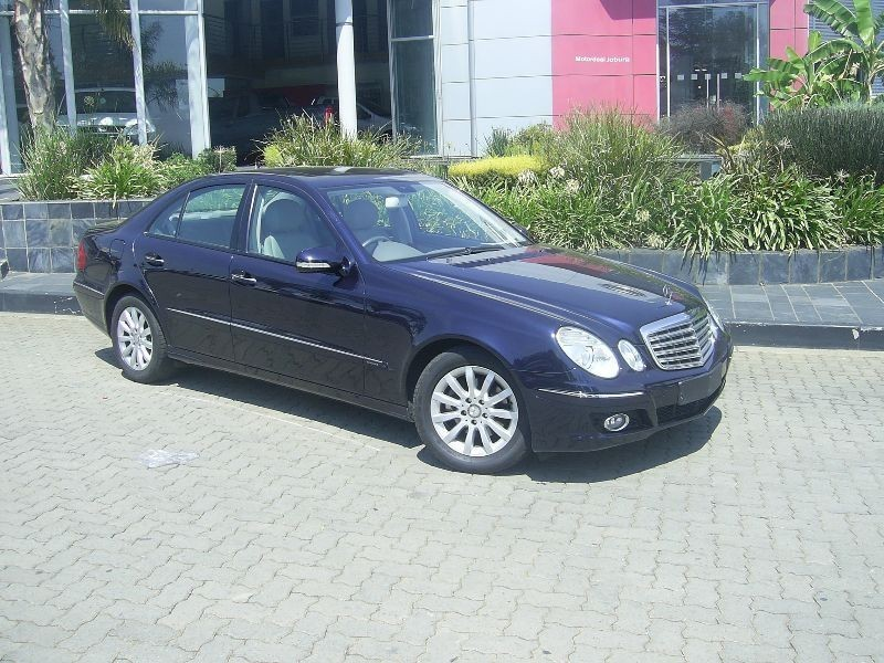 Used mercedes benz e class e 280 for sale in gauteng for 2008 mercedes benz e class for sale