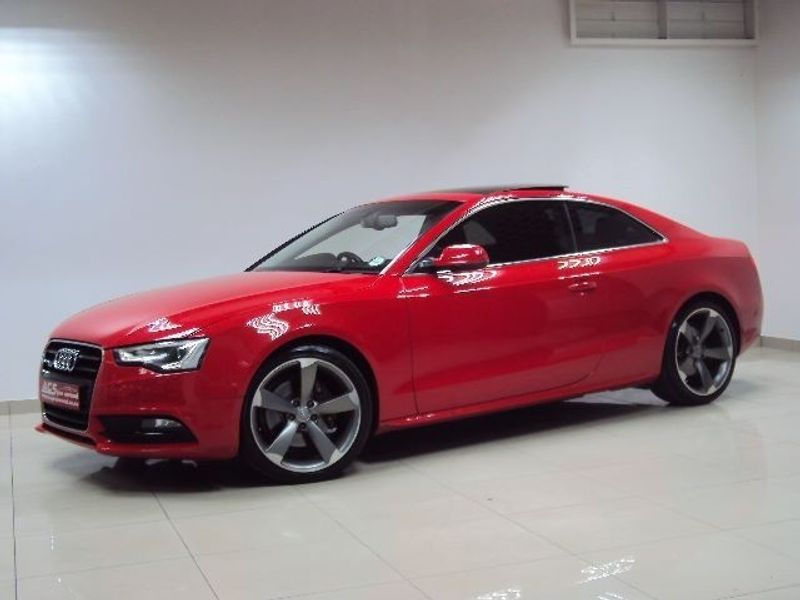 Used audi a5 coupe 2 0t fsi quattro s tronic s line pan roof for sale in gauteng - 2012 audi a5 coupe for sale ...