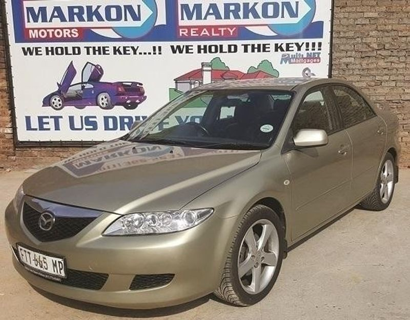 used mazda 6 2 3 sporty lux for sale in gauteng id 1367157. Black Bedroom Furniture Sets. Home Design Ideas