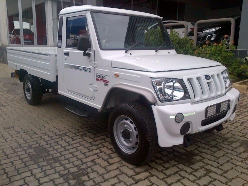 Used Mahindra Bolero Maxi Truck 2 5 Di Single Cab Bakkie