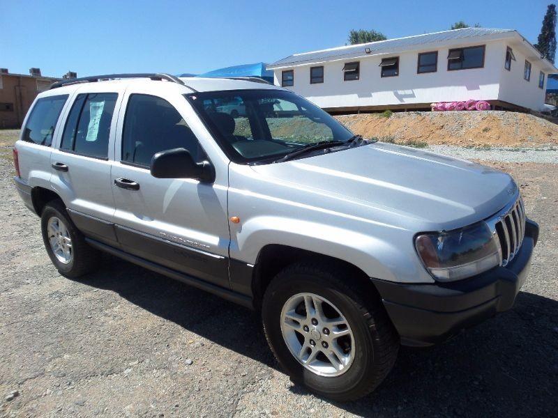 Jeep Cherokee Used Cars Gauteng