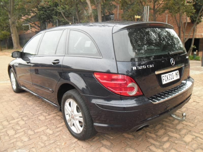 Used mercedes benz r class r 320 cdi a t for sale in for Used mercedes benz r class for sale