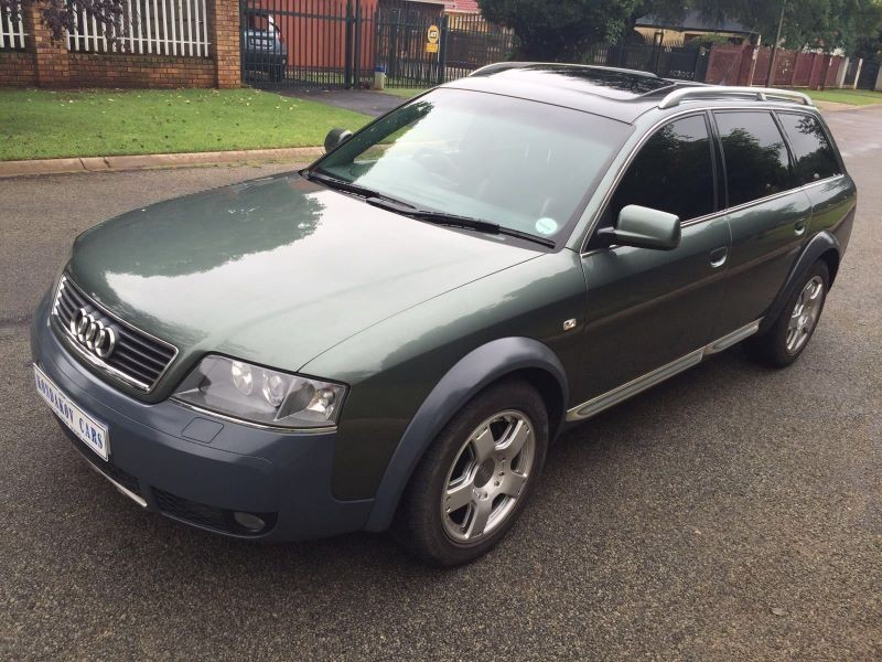 used audi a6 allroad quattro for sale in gauteng. Black Bedroom Furniture Sets. Home Design Ideas