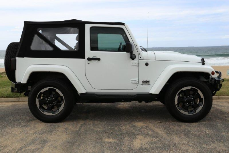 used jeep wrangler 3 6 sahara polar edition automatic for. Black Bedroom Furniture Sets. Home Design Ideas