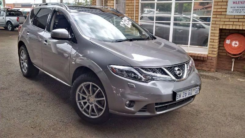 used nissan murano l24 for sale in gauteng id 1372987. Black Bedroom Furniture Sets. Home Design Ideas