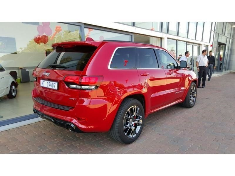 used jeep grand cherokee srt8 for sale in gauteng id 1373583. Black Bedroom Furniture Sets. Home Design Ideas