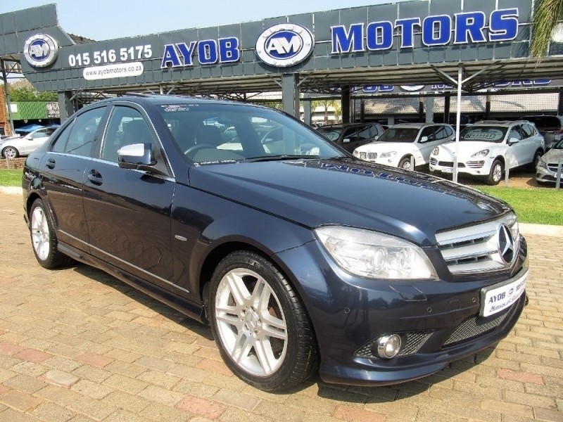 used mercedes benz c class c320 cdi elegance a t for sale in limpopo id 1376546. Black Bedroom Furniture Sets. Home Design Ideas