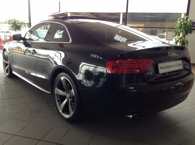 Used audi a5 2012 audi a5 2 0tfsi quattro for sale in gauteng id 1378874 - 2012 audi a5 coupe for sale ...