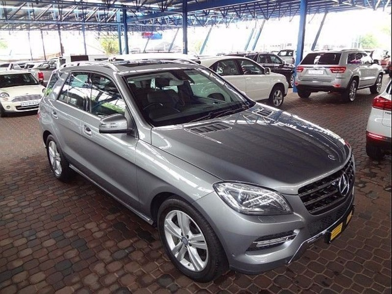 Used Mercedes Benz M Class Ml 350 Bluetec For Sale In