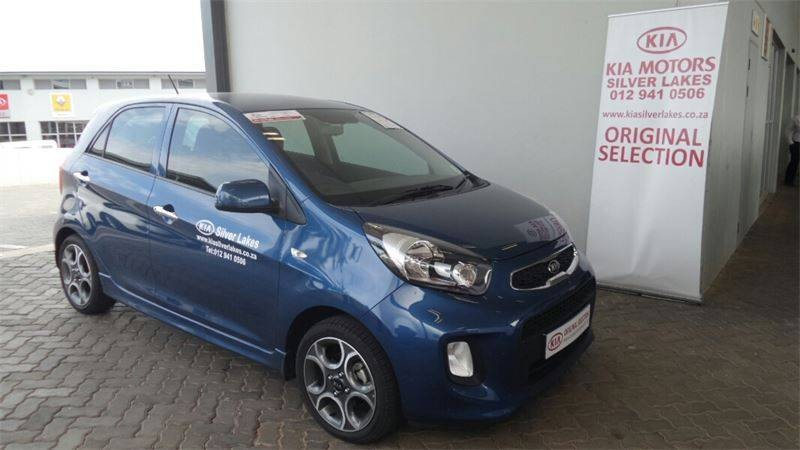 used kia picanto 1 2 ex for sale in gauteng id 1381958. Black Bedroom Furniture Sets. Home Design Ideas