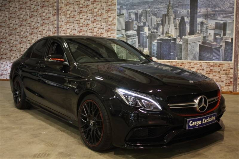 used mercedes benz c class c63 amg for sale in gauteng id 1384937. Black Bedroom Furniture Sets. Home Design Ideas