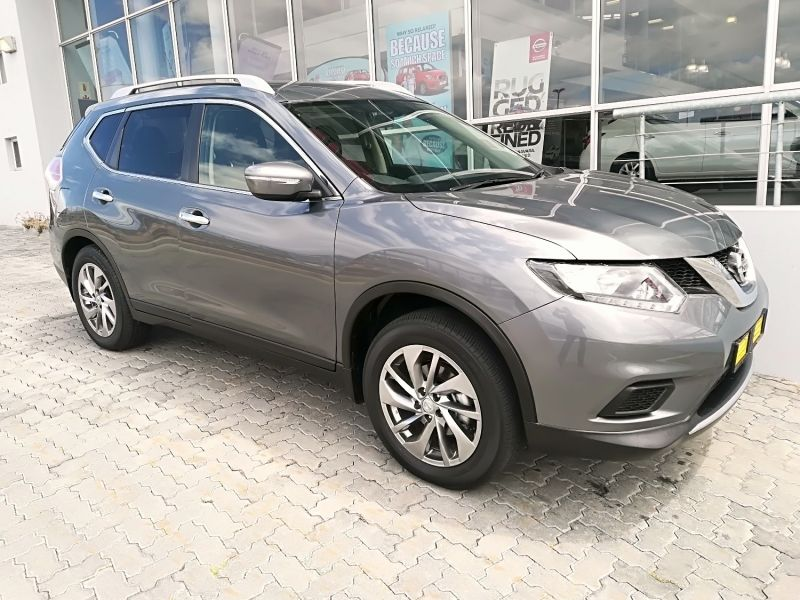 used nissan x trail 2 0 xe 5 seater for sale in western cape id 1385233. Black Bedroom Furniture Sets. Home Design Ideas