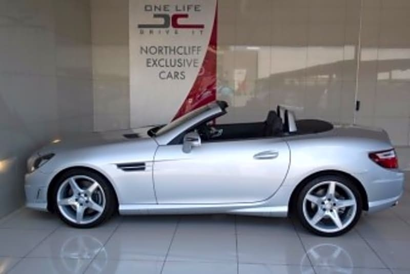 Used mercedes benz slk class slk250 convertible amg auto for 2014 mercedes benz slk250