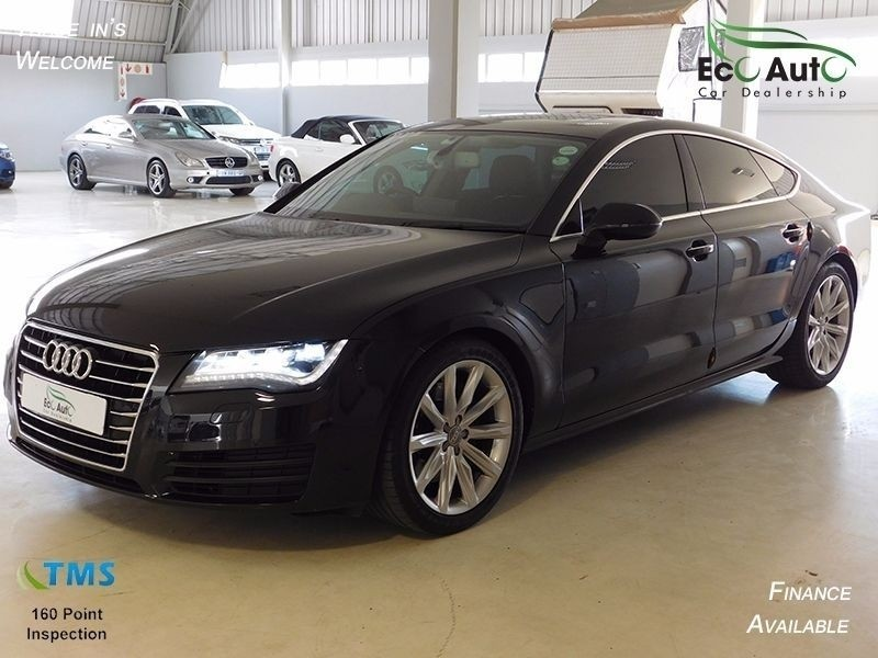 Used Audi A7 Sprtback 3 0 Tdi Quat Stronic For Sale In