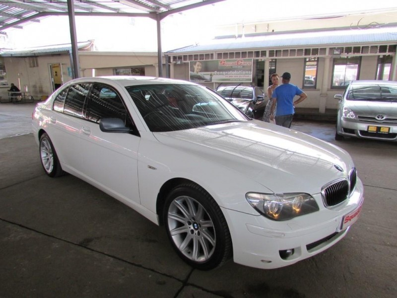 2009 bmw 7 series 750i e65 for sale in gauteng. Cars Review. Best American Auto & Cars Review