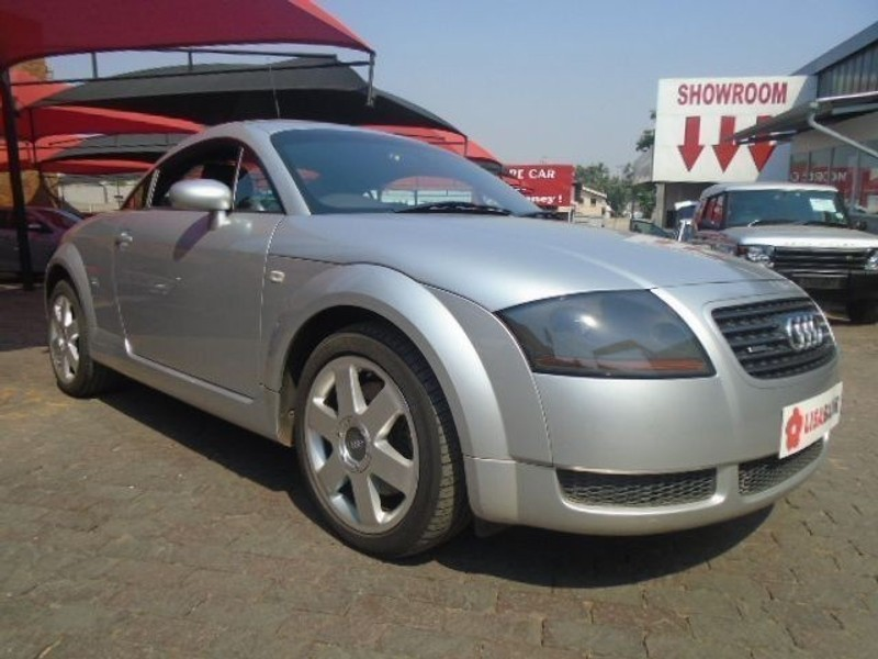 used audi tt coupe quattro for sale in gauteng id 1389401. Black Bedroom Furniture Sets. Home Design Ideas