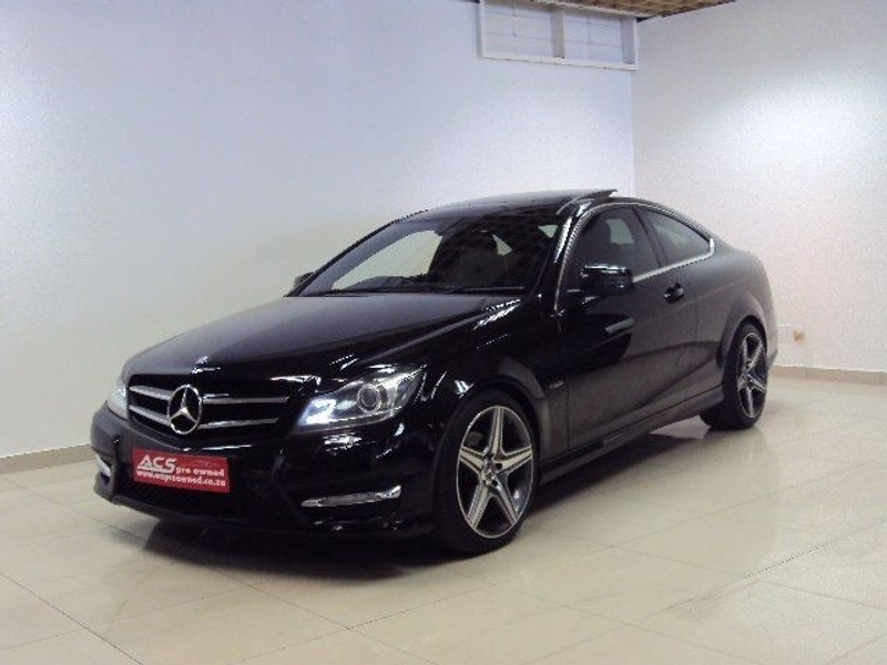 Used mercedes benz c class c250 cdi coupe 7g tronic for Mercedes benz panoramic roof