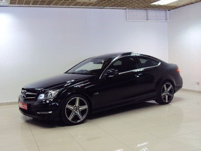 Used mercedes benz c class c250 cdi coupe 7g tronic for Mercedes benz c250 coupe for sale
