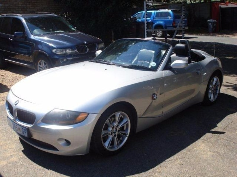 Service Manual Used Bmw Z4 Roadster 2 Used Bmw Z4 2 5si Sport 2dr Auto Petrol Roadster For