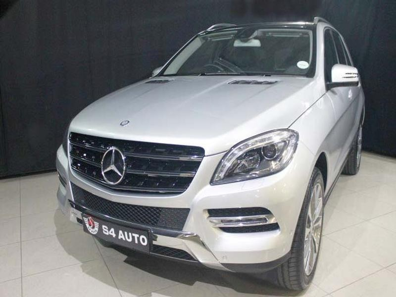 Used mercedes benz m class ml 250 bluetec for sale in for Mercedes benz ml 250 bluetec