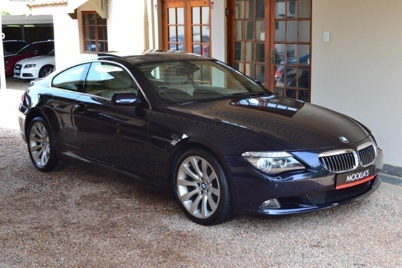 used bmw 6 series 650i coupe a t e63 for sale in kwazulu natal id 1392353. Black Bedroom Furniture Sets. Home Design Ideas
