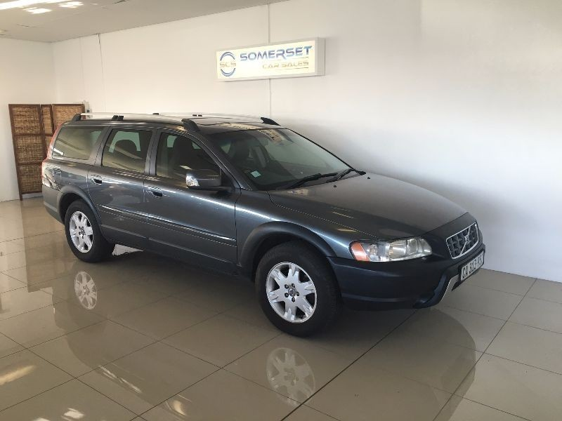 used volvo xc70 a t for sale in western cape id 1393436. Black Bedroom Furniture Sets. Home Design Ideas