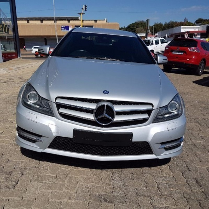 Used mercedes benz c class c250 amg line auto for sale in for Mercedes benz pretoria