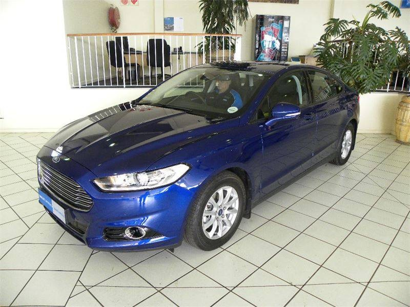 used ford fusion 1 5 ecoboost trend auto for sale in gauteng id 1394037. Black Bedroom Furniture Sets. Home Design Ideas