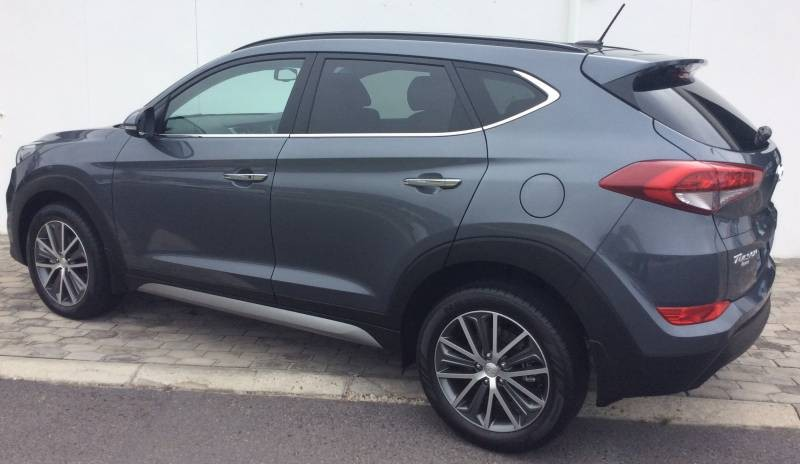used hyundai tucson 2 0 elite auto for sale in western cape id 1395381. Black Bedroom Furniture Sets. Home Design Ideas