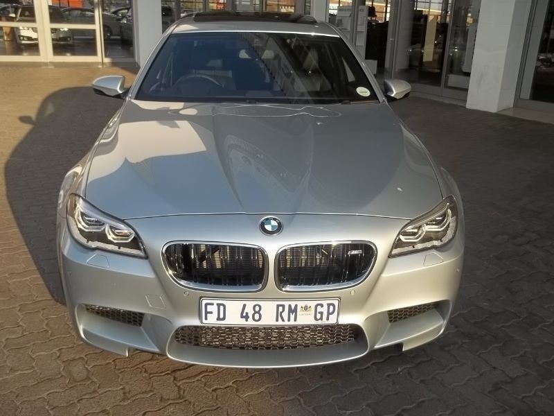 used bmw m5 m5 m dct f10 sedan for sale in gauteng id 1396562. Black Bedroom Furniture Sets. Home Design Ideas