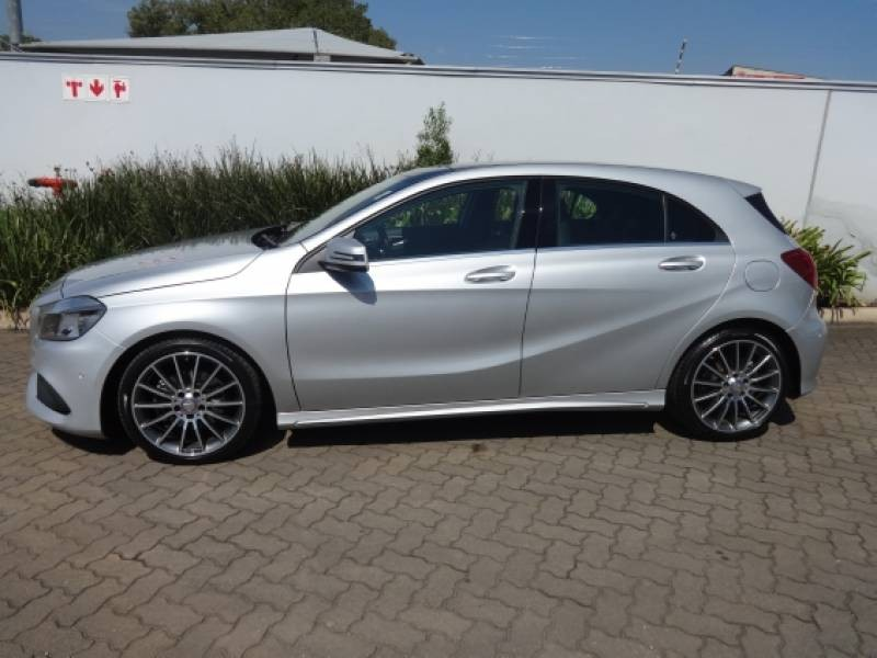 used mercedes benz a class a 200d amg auto for sale in kwazulu natal id 1396786. Black Bedroom Furniture Sets. Home Design Ideas