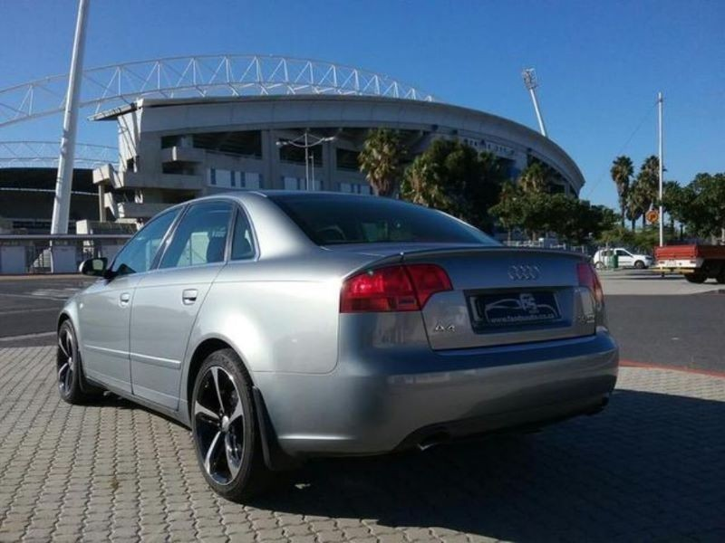 used audi a4 3 0 tdi quattro tip b7 for sale in western cape id 1399533. Black Bedroom Furniture Sets. Home Design Ideas