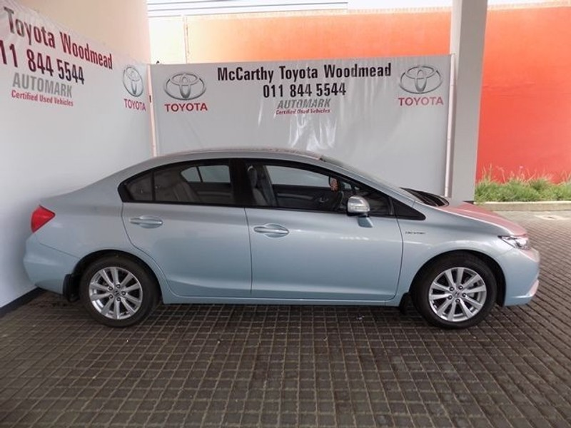 used honda civic civic 1 8 executive auto for sale in gauteng id 1399930. Black Bedroom Furniture Sets. Home Design Ideas
