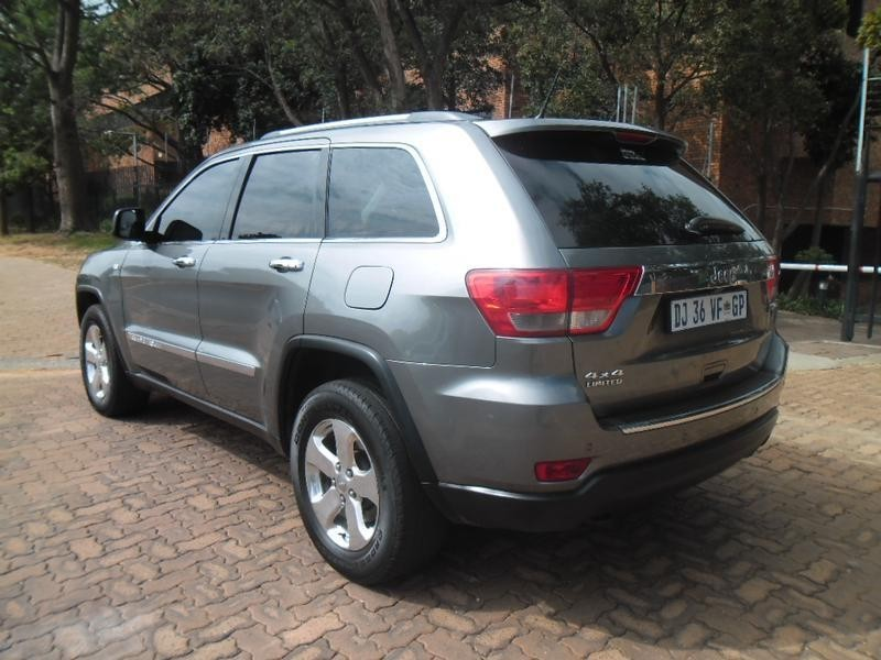 used jeep grand cherokee 3 6 limited for sale in gauteng. Cars Review. Best American Auto & Cars Review