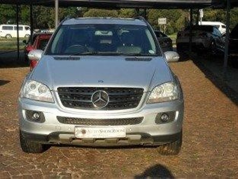 Used mercedes benz m class ml 320 cdi a t for sale in for Mercedes benz ml 2008 for sale
