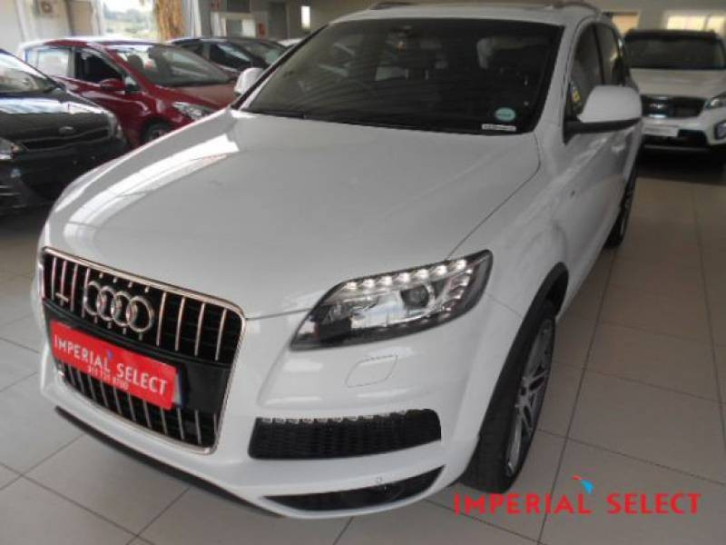2014 audi q7 3 0 tdi v6 quattro tip gauteng randburg 3. Cars Review. Best American Auto & Cars Review