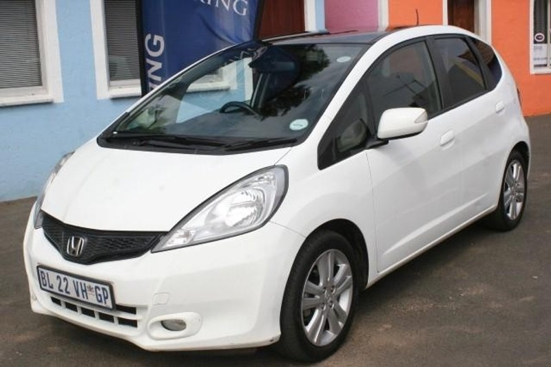 used honda jazz 1 5 executive a t for sale in gauteng id 1402898. Black Bedroom Furniture Sets. Home Design Ideas