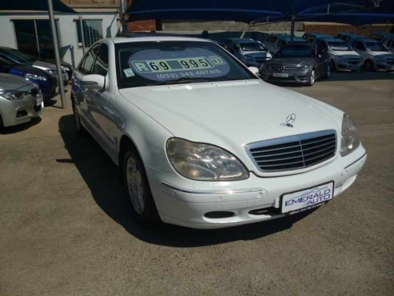Used mercedes benz s class s 320 a t for sale in kwazulu for 2000 mercedes benz s class for sale
