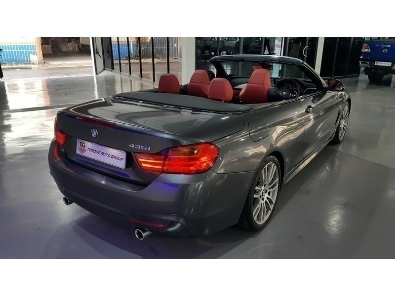 used bmw 4 series 435i convertible m sport auto for sale in kwazulu natal id 1403502. Black Bedroom Furniture Sets. Home Design Ideas
