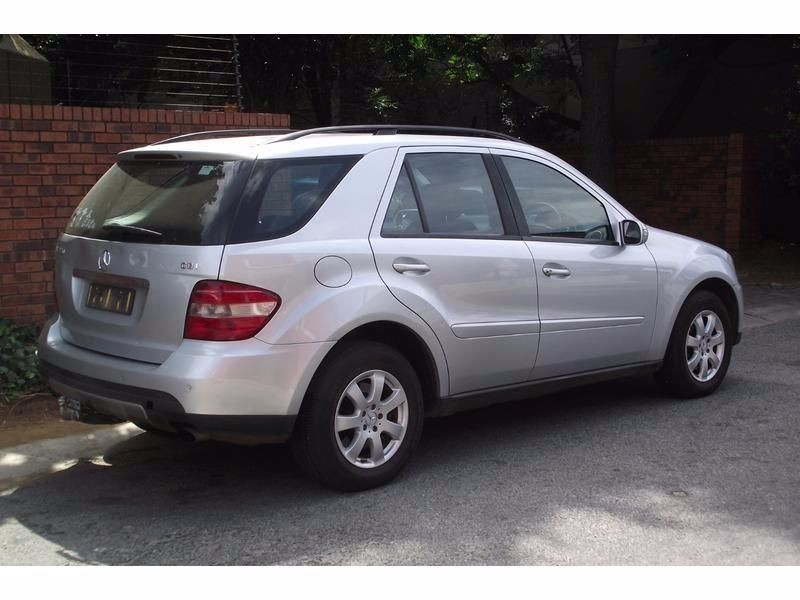 Used mercedes benz m class ml 320 cdi a t 011 787 2004 for for Mercedes benz ml 2006 for sale