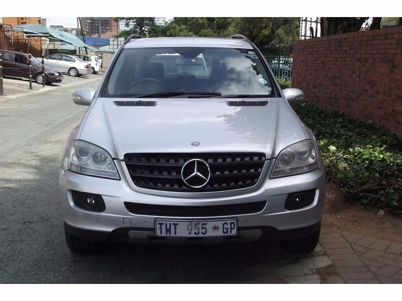 used mercedes benz m class ml 320 cdi a t for sale in gauteng id 1404675. Black Bedroom Furniture Sets. Home Design Ideas