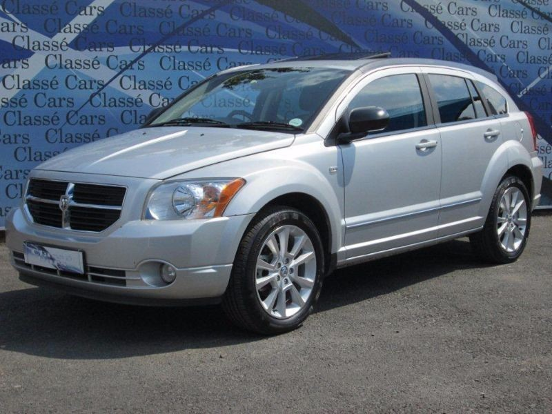 used dodge caliber 2 4 sxt manual for sale in gauteng id 1404911. Black Bedroom Furniture Sets. Home Design Ideas