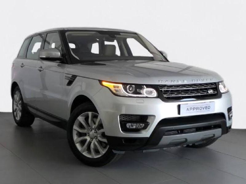 used land rover range rover sport 3 0 sdv6 se for sale in western cape id 1406271. Black Bedroom Furniture Sets. Home Design Ideas