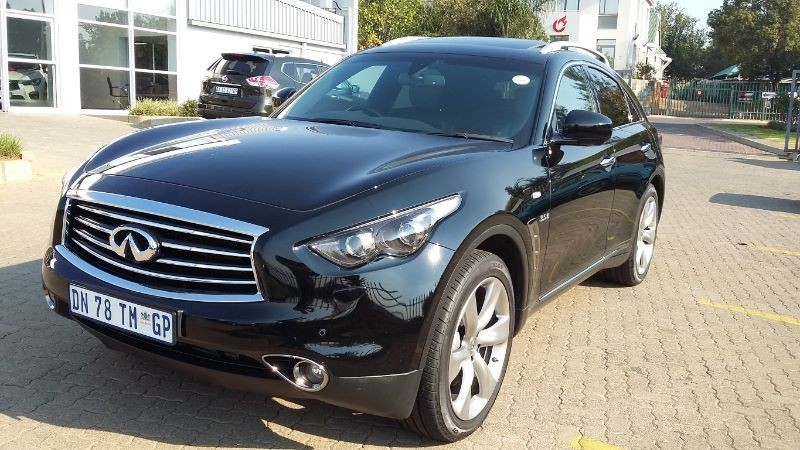 used infiniti qx70 fx30d s premium for sale in gauteng id 1407338. Black Bedroom Furniture Sets. Home Design Ideas