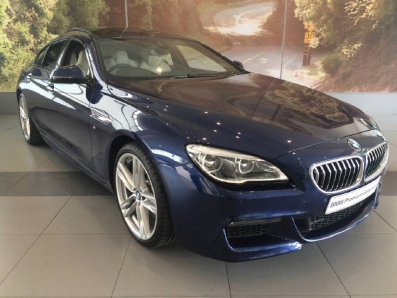 Used bmw 6 series 640i gran coupe m sport for sale in gauteng id 1407523 - 6 series gran coupe for sale ...