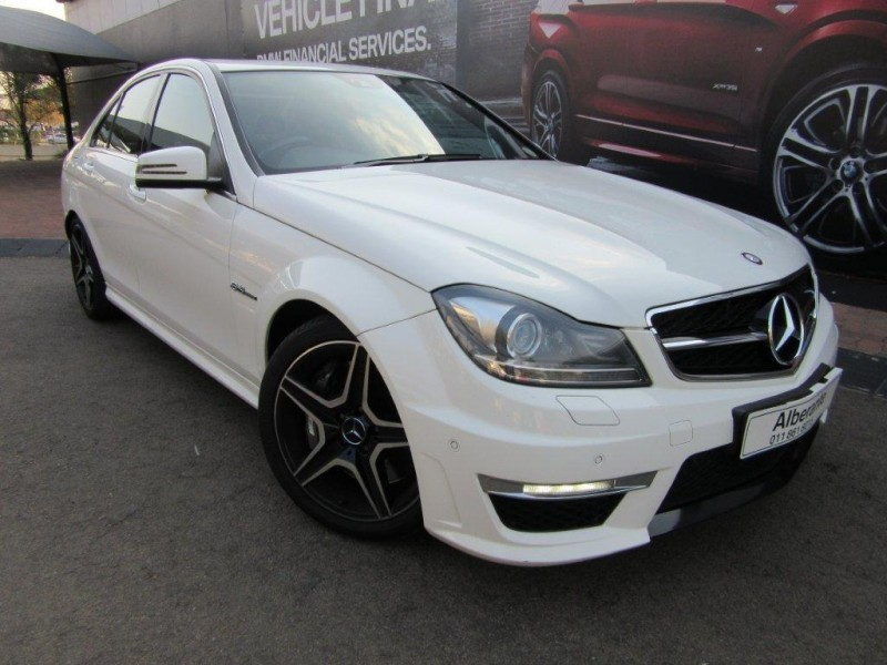 used mercedes benz c class c63 amg for sale in gauteng id 1409144. Black Bedroom Furniture Sets. Home Design Ideas